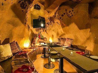 完全個室ダイニングThe Cave‐ザ・ケイブ