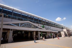 Sakuragicho_Station