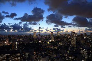 東京夜景②