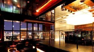 the bar ②