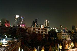 六本木夜景