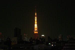 ロッポンギ東京タワー