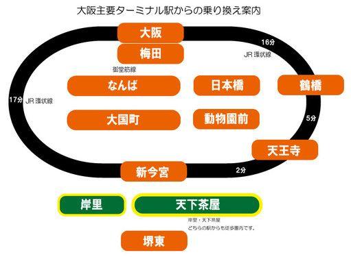 フットメッセ天下茶屋 (1)