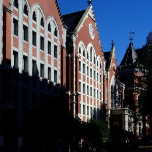 Old_Keio_University_Library