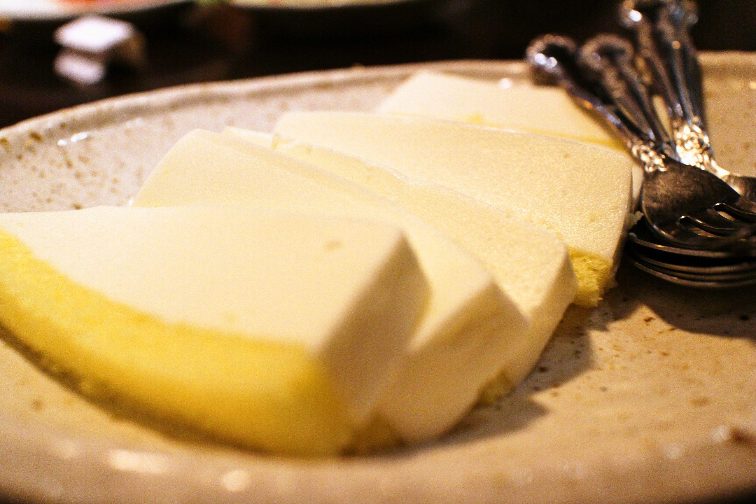 新宿西口 彩宴 チーズケーキ