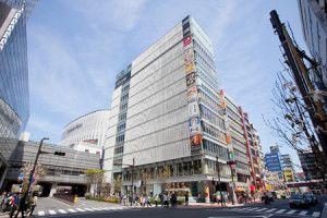 JR秋葉原駅中央改札口を右に出て、左手目の前のビル10F