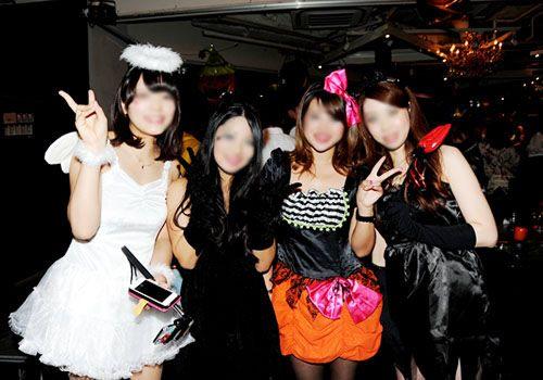 ハロウィンパーティー風景2