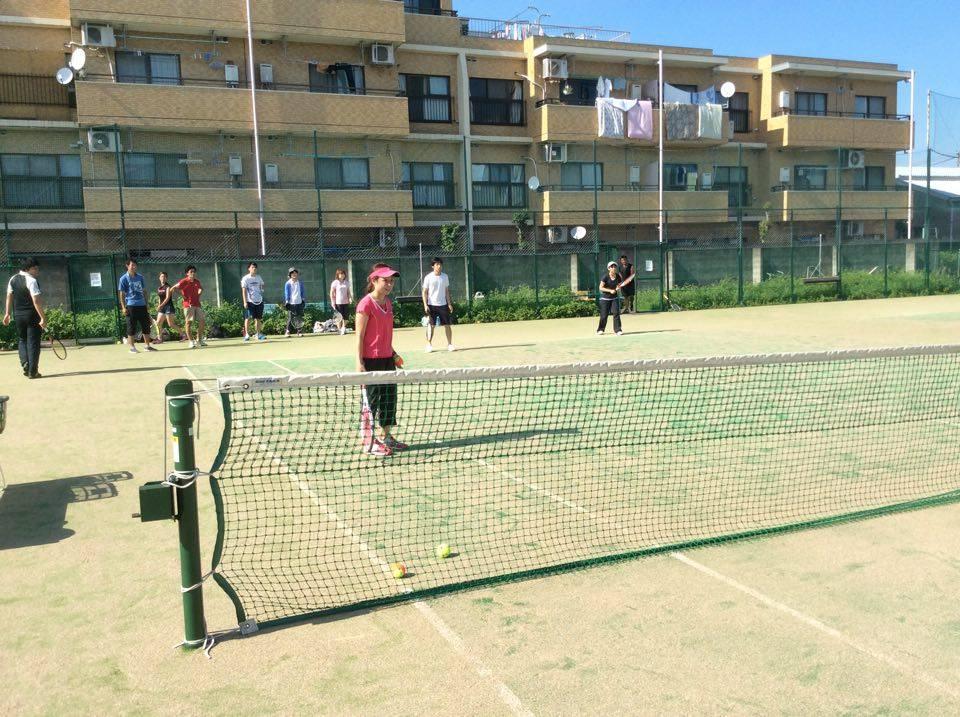 テニスイベント写真3