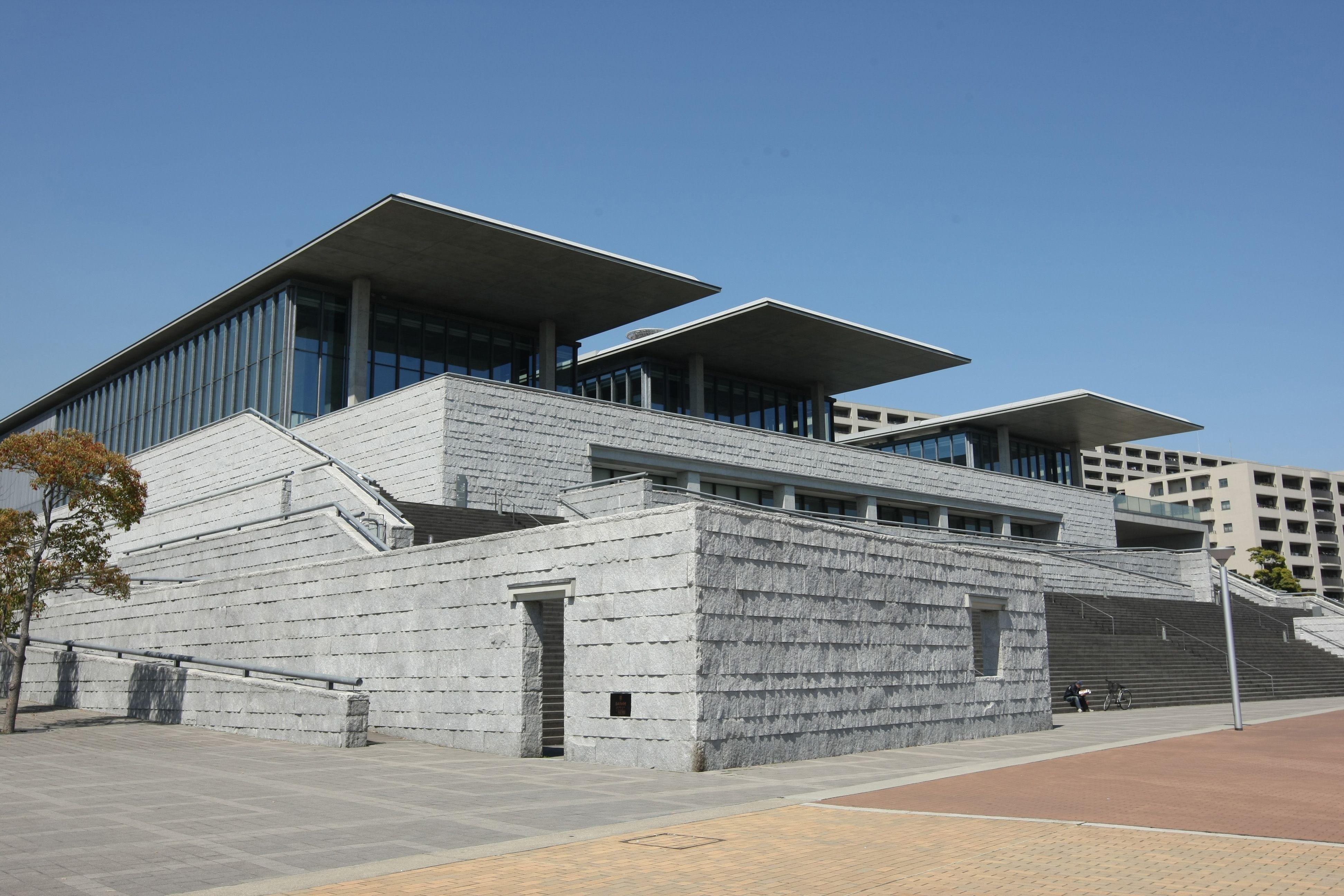 兵庫県立美術館外観