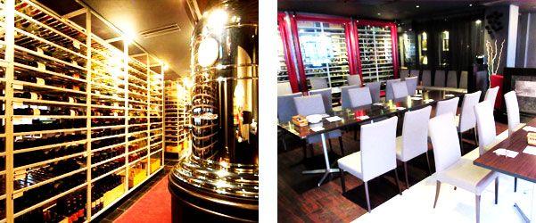 Wine&Café Dining さくら町バール