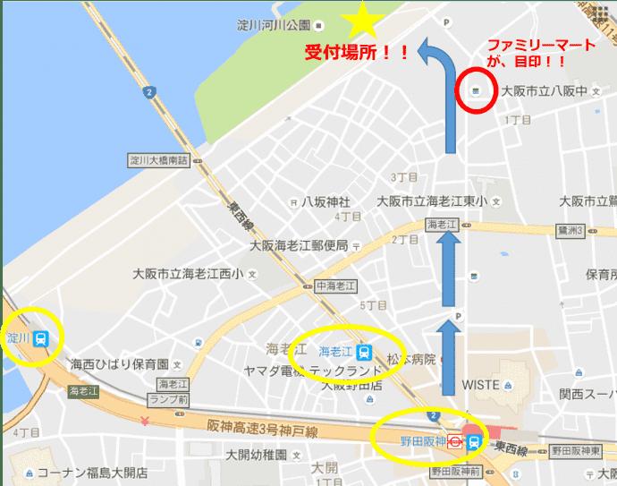 海老江地図
